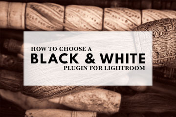 How to Choose a Black and White Plugin for Lightroom