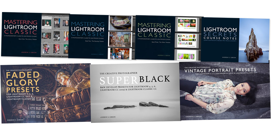 Ultimate Mastering Lightroom Classic bundle