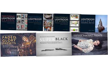 Ultimate Lightroom Classic ebook bundle