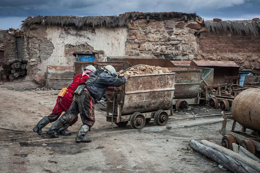 Bolvia documentary photo