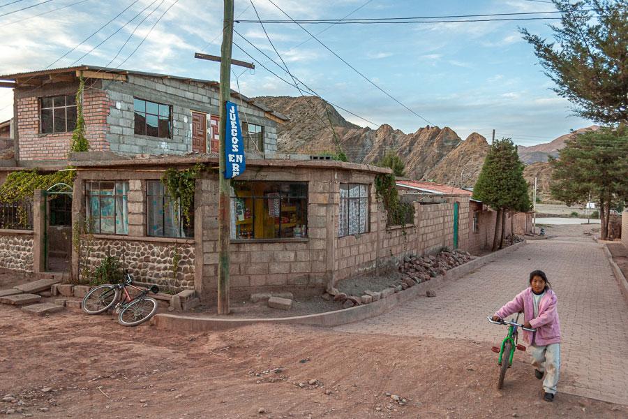 Street photo in Bolivia