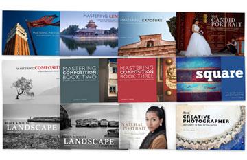 Mastering Photography Ultimate 12 ebook bundle