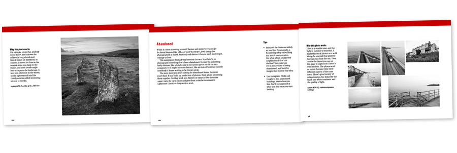 50 Assignments ebook inside pages