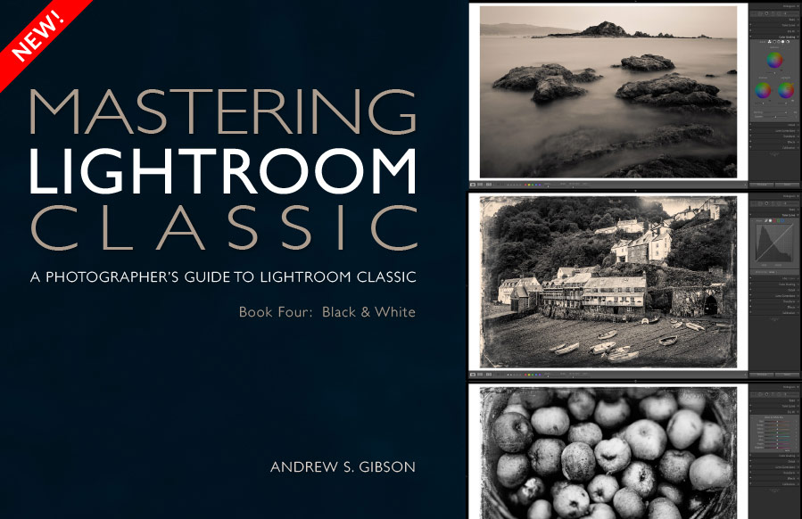Mastering Lightroom Classic: Book Four – Black & White