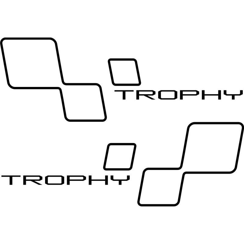 Renault Twingo Trophy Logos