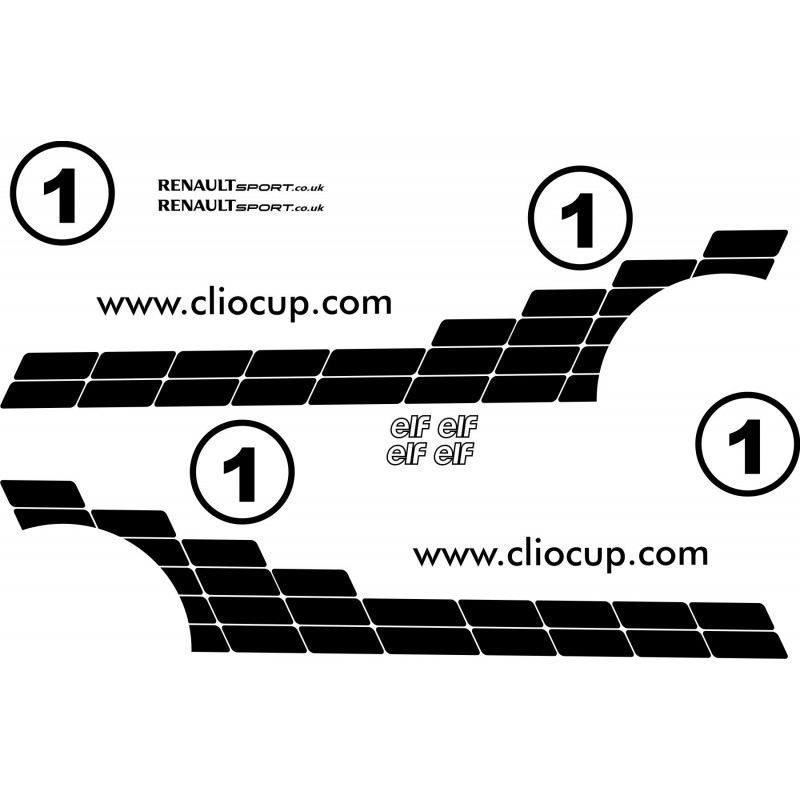 Renault Clio World Series Sport Kit
