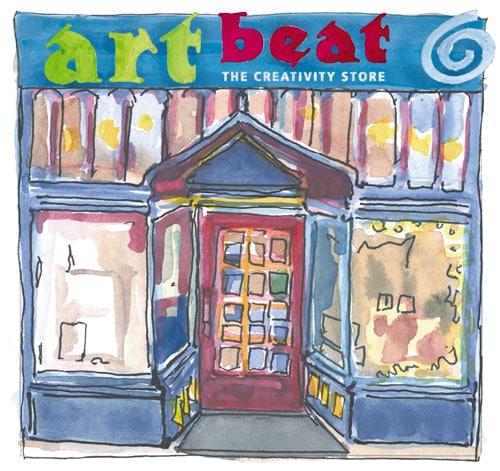 Artbeat store
