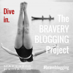 Dive-In-Brave-Blogging-Makeness-Badge