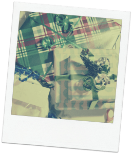 Presents-Polariod