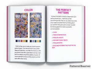 Designing Textiles for the Fashion Industry | a C+M book report | www.creativeandmindful.com