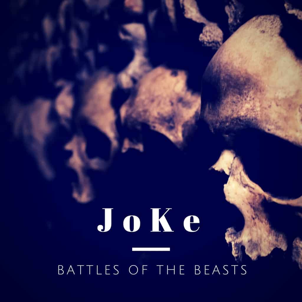 Album Cover - Battles of the Beasts by JoKe