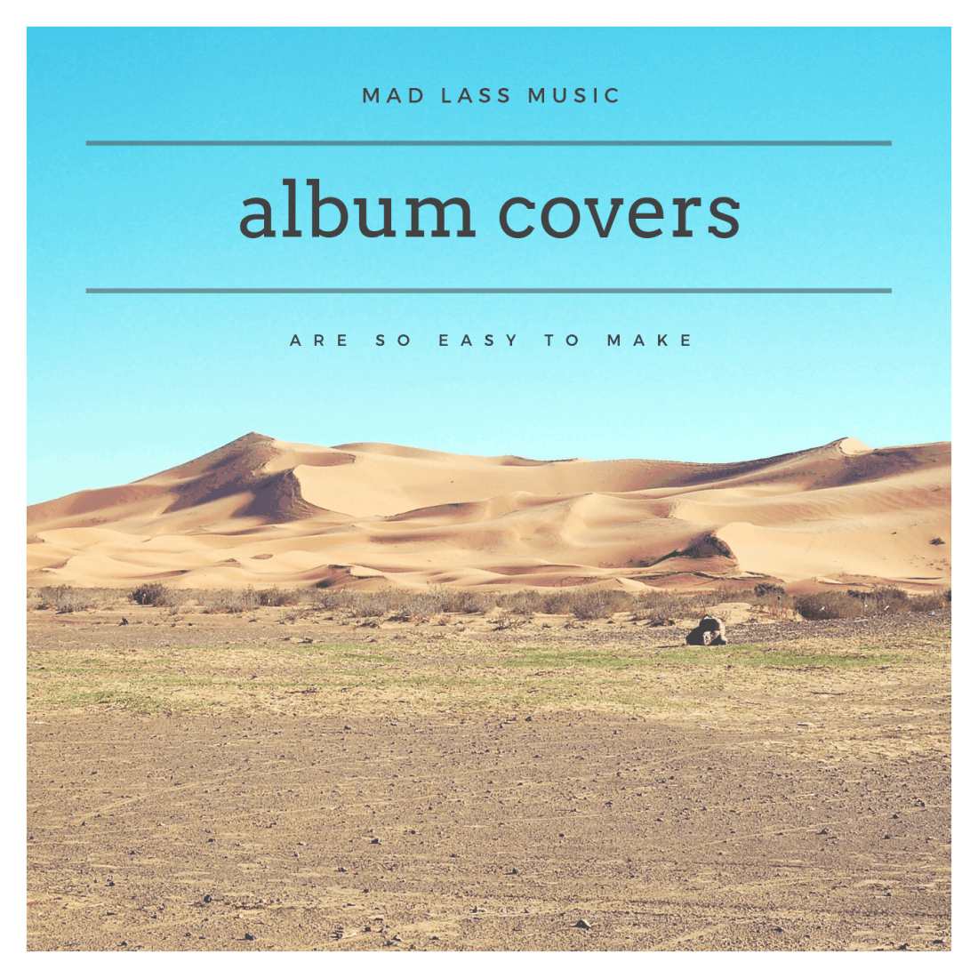 Make a Stunning Album Cover Design Fast and Cheap (or Free)