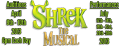 2013: Creative Arts Theater presents Shrek the Musical