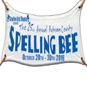 The 25th Annual Putnam County Spelling Bee - October 20th - 30th