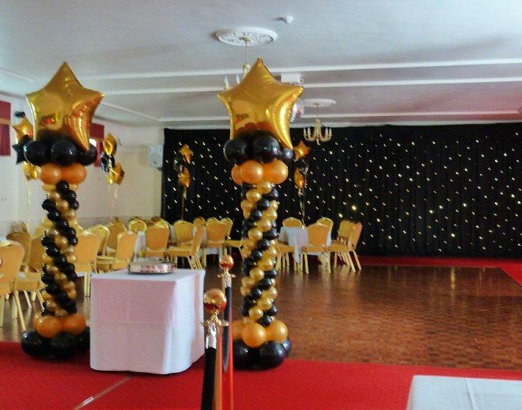 Starlight Backdrops  Creative Balloon Company
