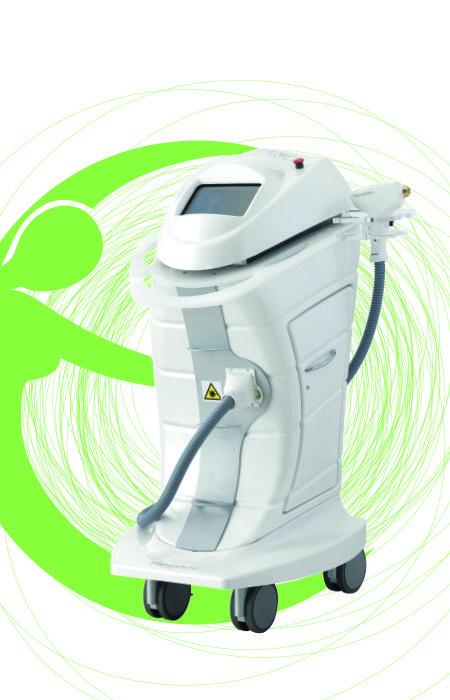 DELIGHTER – Diodepilation laser (diódový laser na epiláciu)