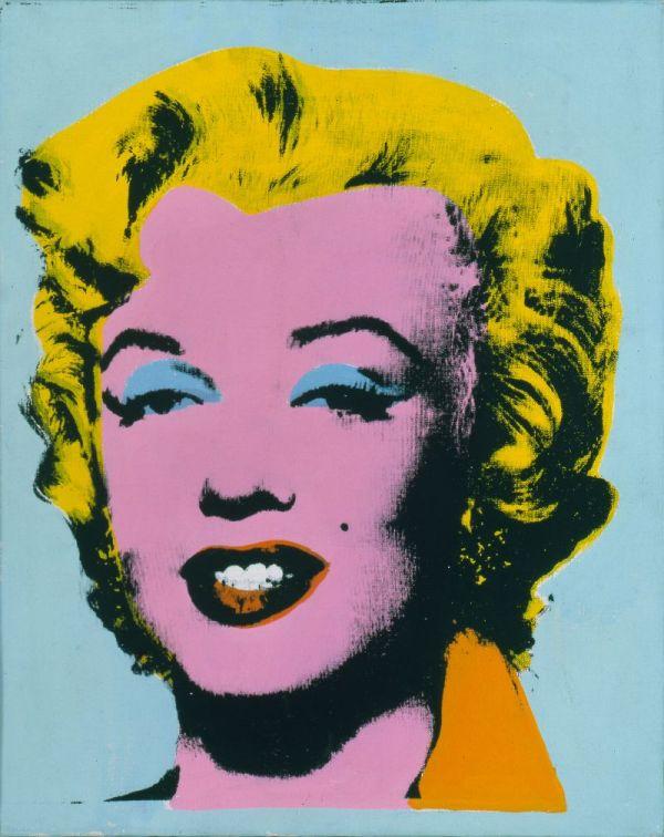 Warhol Women Andy Signature Silkscreen Portraits