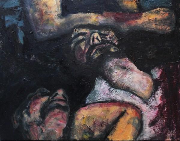 Dark Oil Paintings