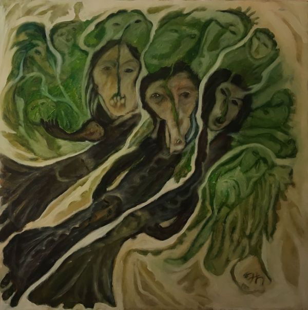 Forests And Spirits Show Saatchi Highlights Influence Of African Art