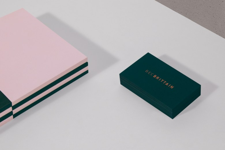16 amazing business card designs from some of the worlds best described on lotta nieminens portfolio branding and catalogue design for bec brittain a new york based lighting and product designer driven by luxurious colourmoves