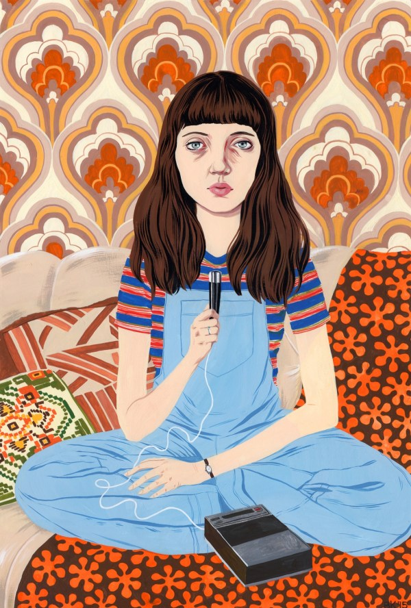 Bijou Karman' Illustrations Portray Strong Stylish And Independent Women Creative Boom