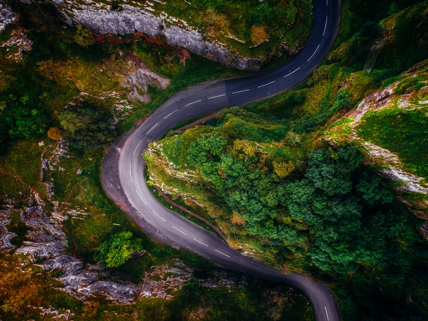 'The bend in the road' Verity Milligan / Photocrowd.com