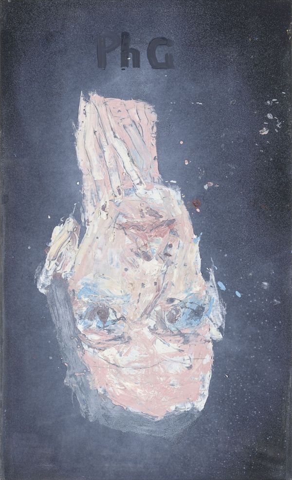 Devotion Georg Baselitz' Intense Emotionally Charged