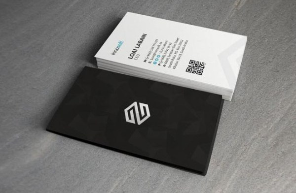 2colour-corporate-business-card