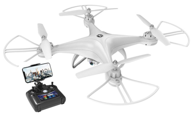 Holy Stone HS110D Drone with Camera Live Video