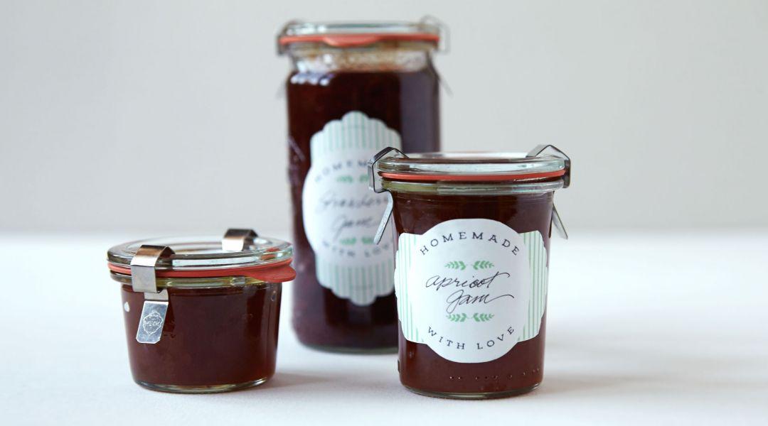 Cricut Crafts DIY Jar Labels by Lia Griffith  Creativebug