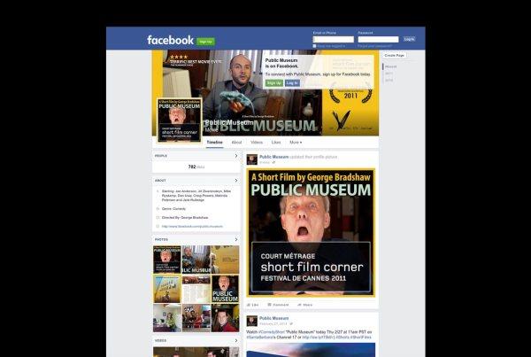 Public Museum Facebook Page