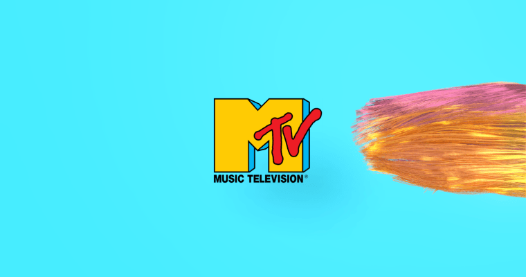 MTV – Hairy Flying Logo Reveal Bumper