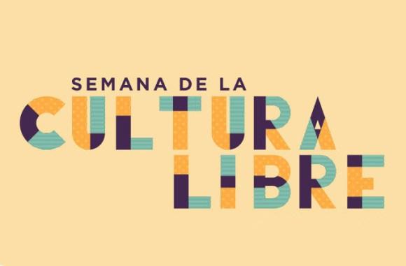 Logo de la Semana de la Cultura Libre