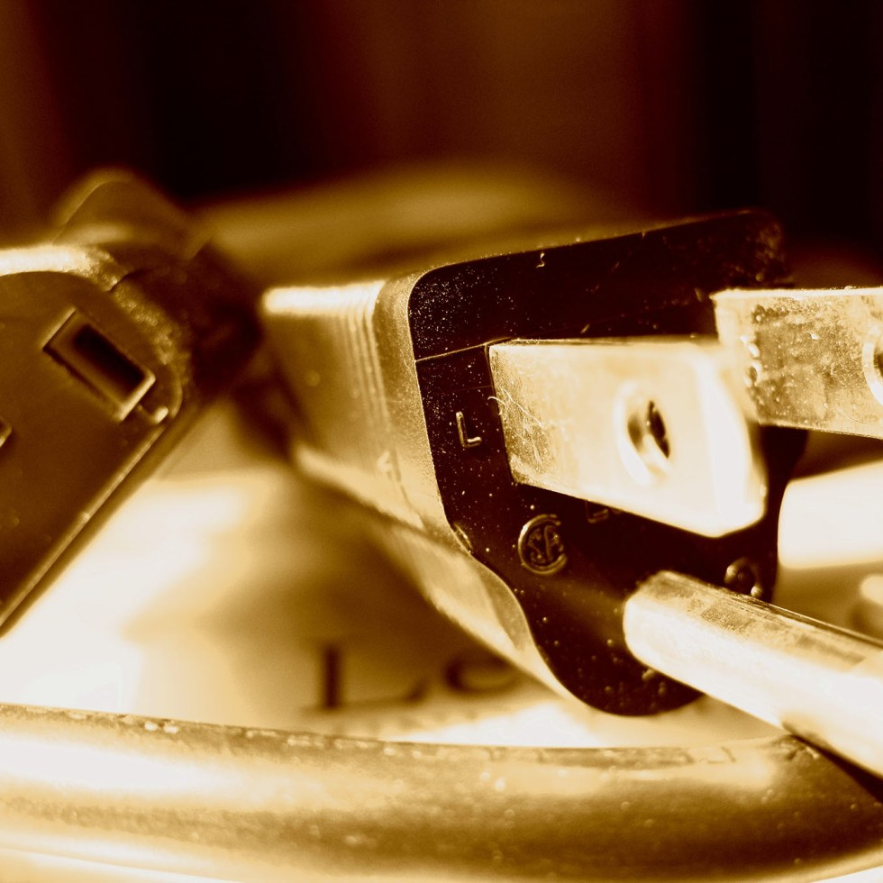 Photo: Unplugged by frankieleon via Flickr (CC BY 2.0) - prayer for unplugging