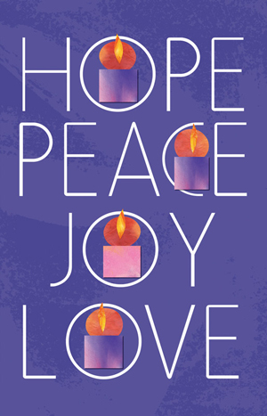 Hope Peace Joy Love ProductGoods Creative