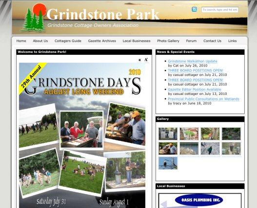 Grindstone Park