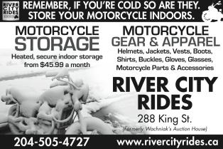 River City Rides Ad Design FJW1