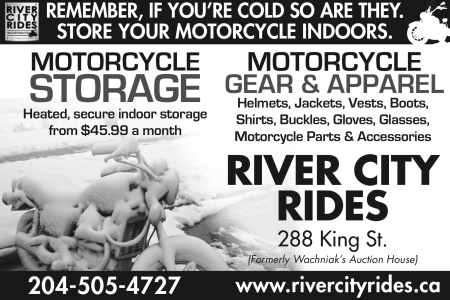 River City Rides Ad Design FJW1