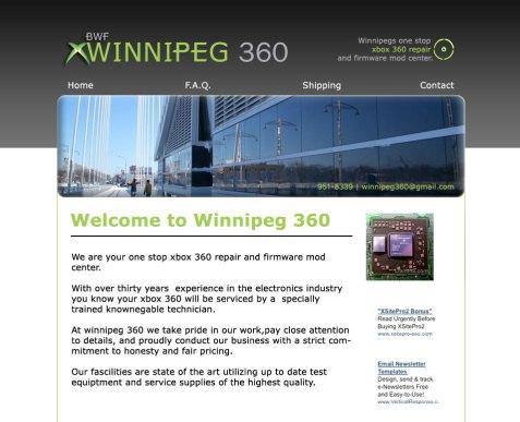 Winnipeg 360