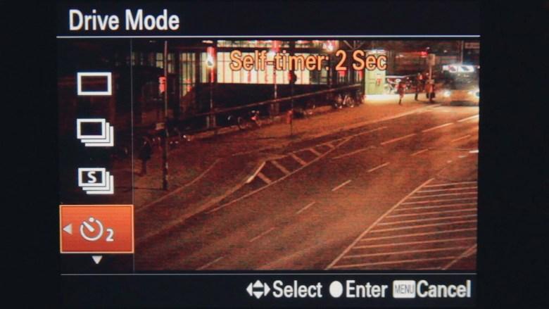 Temporizador Cómo hacer fotos de noche con larga exposición