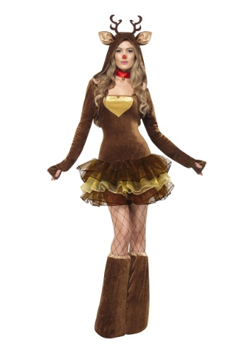 sexy reindeer costume for women