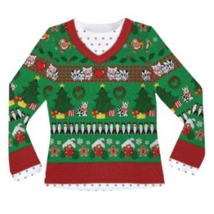 how to make an ugly christmas sweater