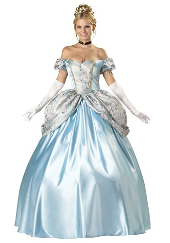 adult cinderella costume for women