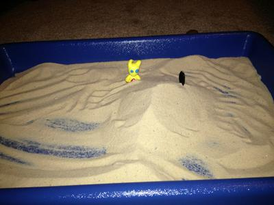 Exposure Therapy Facing Your Fears Sandtray Therapy