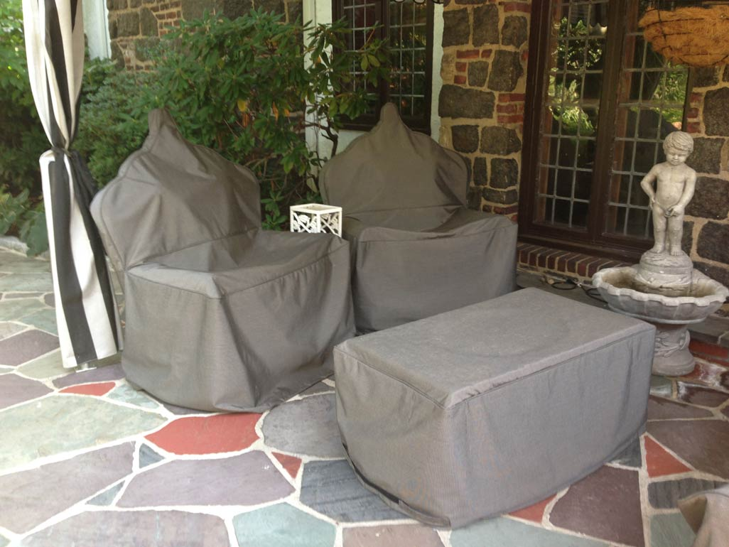 chair covers for garden furniture folding kijiji toronto custom patio creative waterproof