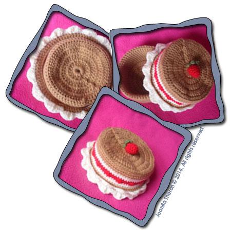 Strawberry Shortcake Treasure Box   Creative Crochet Workshop @creativecrochetworkshop #freecrochetpattern