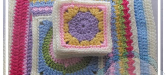Scrapalicious Blanket Part Two|Creative Crochet Workshop