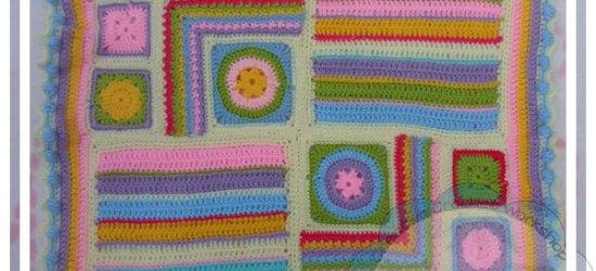Scrapalicious Blanket Part Four|Creative Crochet Workshop