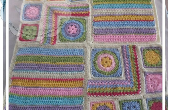 Scrapalicious Blanket Part Three|Creative Crochet Workshop