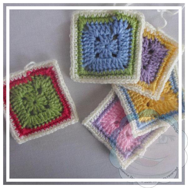Scrapalicious Blanket Part Three - A Free Crochet Along | Creative Crochet Workshop #ccwscrapaliciousbag #crochetalong #scrapsofyarn